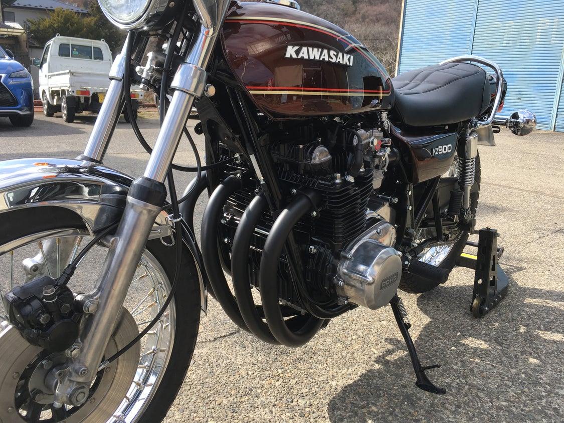 20周年記念感謝Sale中だった超人気のKZ900 BrownがSold Outになりました!の記事より