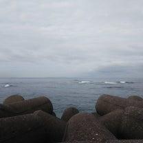 反対側から見た海と海岸の記事に添付されている画像