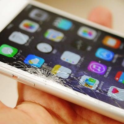 iPhone 修理 ガラス割れ 画面割れ 値下げしました! 東大阪 布施駅の記事に添付されている画像