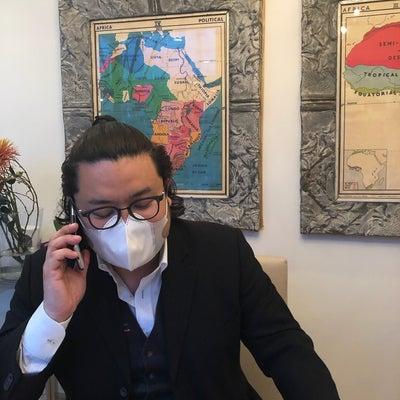 マスクが。。。の記事に添付されている画像