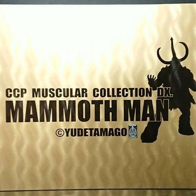 レジンキャスト製 マンモスマンの記事に添付されている画像