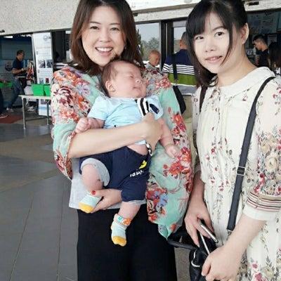 赤ちゃん産まれたBちゃんに会いに チェンライへの記事に添付されている画像