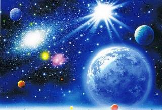 宇宙の元旦に向けて   (2019年3月14日付   アメブロを  再アップ)