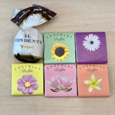頂き物 チョコレートの記事に添付されている画像