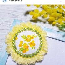 春の訪れ♡幸せな気分になれるロゼット (r_hanatomo様)の記事に添付されている画像