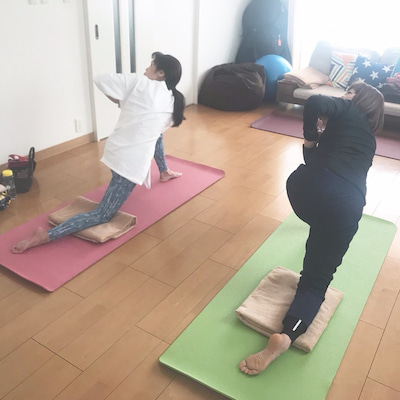 morning yogaからのパントーークの記事に添付されている画像