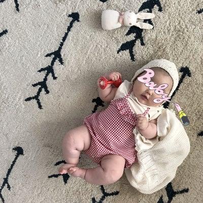 娘、中耳炎の記事に添付されている画像
