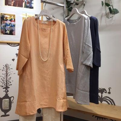 ハネールチュニック再入荷/茅ヶ崎店の記事に添付されている画像
