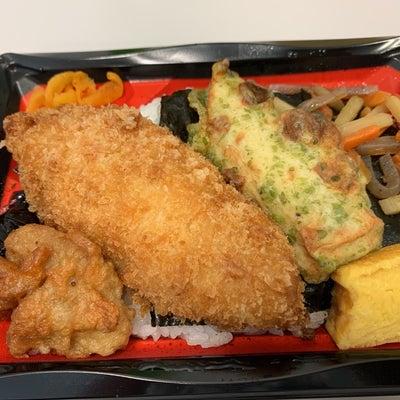 オフィスの中食の記事に添付されている画像