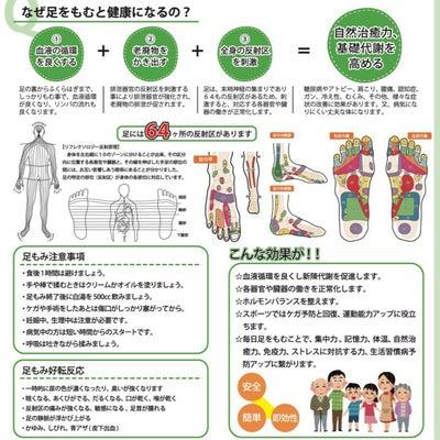 足もみと血流の記事に添付されている画像