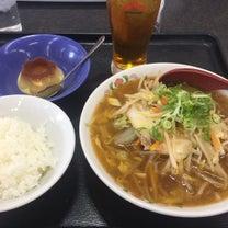 餃子の王将 3月限定 被災地復興応援メニュー 野菜煮込みラーメンの記事に添付されている画像