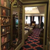 【ディズニーランドホテル】外壁補修工事のアルコーヴルームのお部屋!の記事に添付されている画像