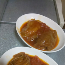 ロールキャベツ・トマト味の記事に添付されている画像