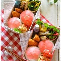桜咲く春の手まり寿司弁当~JK&JCのおべんとう♪の記事に添付されている画像