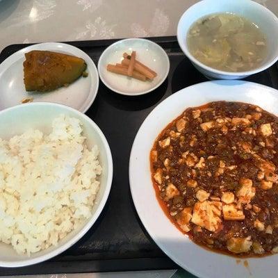 ご飯がすすむ麻婆豆腐@四谷三丁目「峨嵋山」の記事に添付されている画像