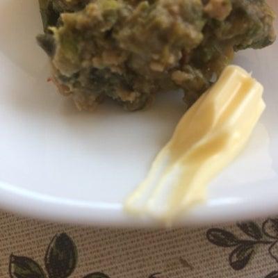ふきのとう味噌バターの記事に添付されている画像
