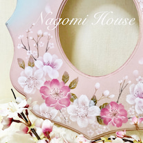 桜リース♡生徒様作品の記事に添付されている画像