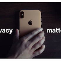 Apple、新CM「Privacy on iPhone—Private Sideの記事に添付されている画像