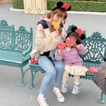 ディズニーで着たユニクロアイテム♡の記事に添付されている画像