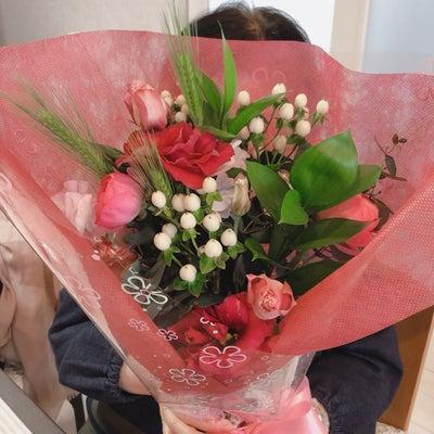 花束って意外と難しい!っての記事に添付されている画像