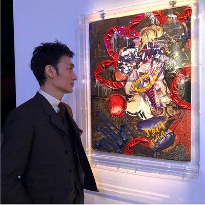 香取慎吾個展BOUM3の記事に添付されている画像