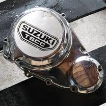 スズキ 刀 GSX750  塗装の記事に添付されている画像