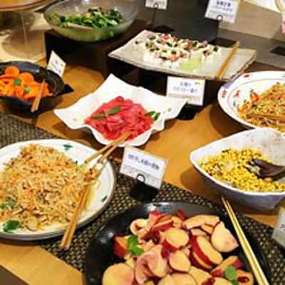 はーべすとトリエ京王調布でふつうに和食のランチバイキングの記事に添付されている画像