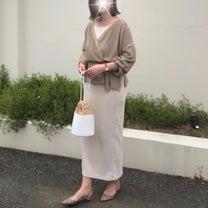 今1番のお気に入り!GUの完売スカートで美容院コーデ♪の記事に添付されている画像