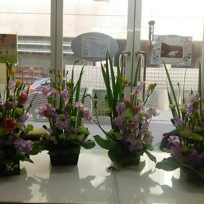 生花レッスン「お花の癒しで笑顔に」癒しの森リフーレさまの記事に添付されている画像
