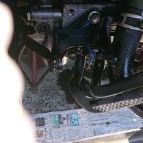 大阪府守口市 出張修理 オイル漏れ 走行不能の記事に添付されている画像