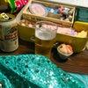 ビールと…それでも裁縫を。の画像