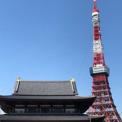 人間ドックと増上寺の記事に添付されている画像