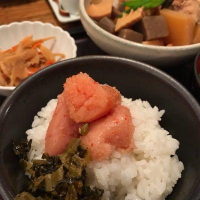 感激!明太子食べ放題ランチ♪の記事に添付されている画像