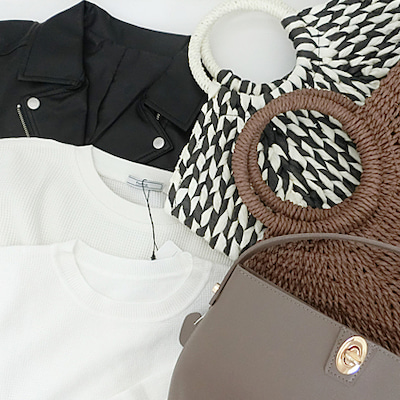 coca戦利品!今から夏までたっぷり愛用できる新作バッグが大豊作!の記事に添付されている画像