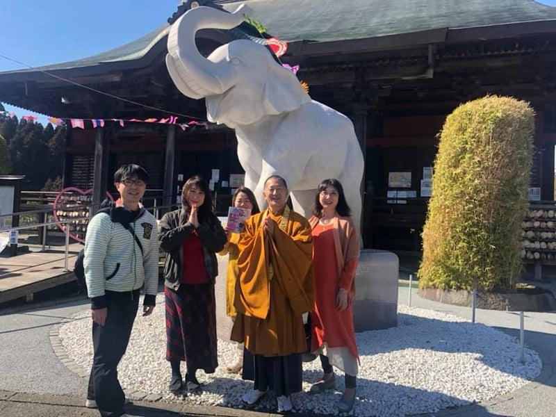 3月13日(水)千葉県にある長福寿寺に行ってきました