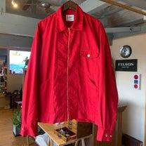 """H.UNIT """"T/C poplin zip work jacket""""の記事に添付されている画像"""