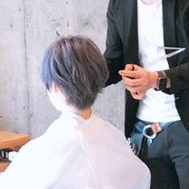 パリコレ学中島さんのヘアスタイルのメンテナンスの記事に添付されている画像