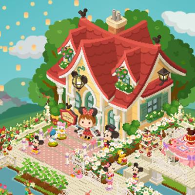 Disneyのお庭がなくなる・・・の記事に添付されている画像