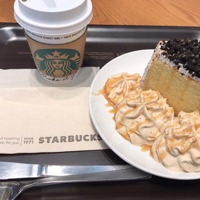 ☆スターバックス クッキー&クリームシフォンケーキ②☆の記事に添付されている画像