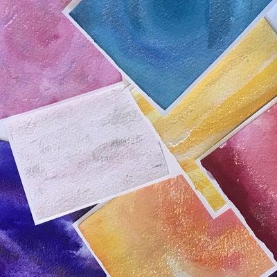 魔法のアート&カラーカードのワークショップで色の魅力を使いこなそう✨の記事に添付されている画像