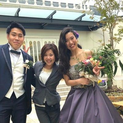 こんなご縁もあるんですね☆3月16日ご結婚式の記事に添付されている画像