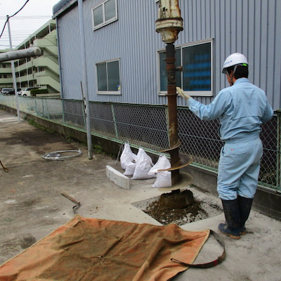 高圧電気設備工事!!の記事に添付されている画像