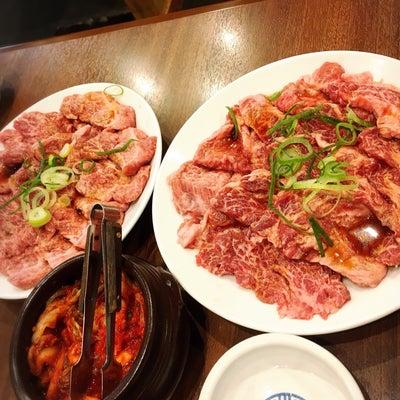 李朝園 焼肉 韓国料理 十三 ランチ 冷麺 キムチ 激安の記事に添付されている画像