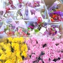 華やかな花たちの記事に添付されている画像