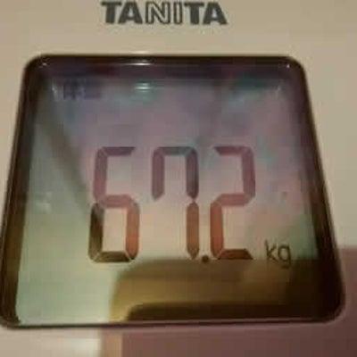 61日目 体重77.0kg⇒67.2kg体脂肪率21.3%⇒14.6%でございまの記事に添付されている画像