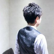 春のメンズパーマ〜ショート編〜の記事に添付されている画像
