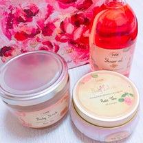 SABON❁春限定の香りローズティーコレクションの記事に添付されている画像