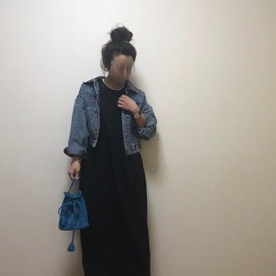 バックスタイルがかわいくて一目惚れしたデニムジャケット!の記事に添付されている画像