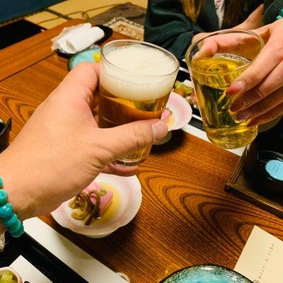 【京都旅行】夕食は日本らしくとても美しかったです。の記事に添付されている画像