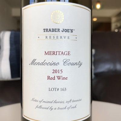 トレーダージョーズのワインの記事に添付されている画像